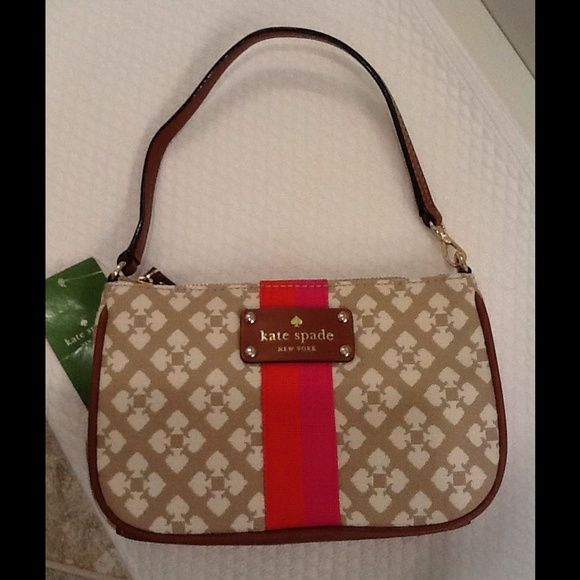 Kate Spade Linet Bag Brand new with tags. Kate Spade Linet Bag. Measures 8 x 5 x 1. kate spade Bags Clutches & Wristlets
