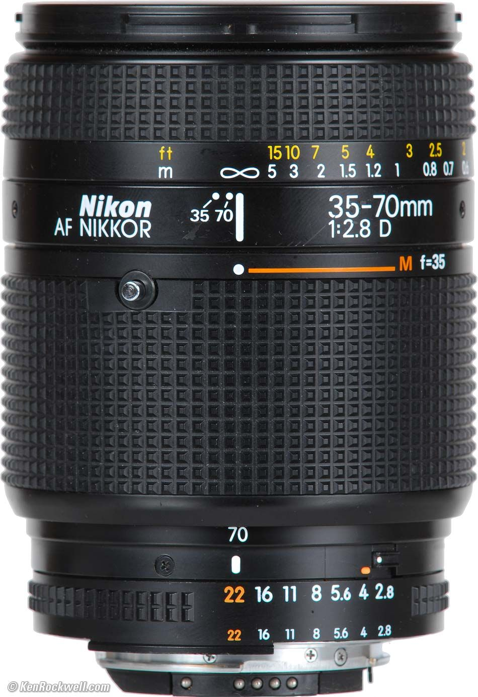 Nikon 35 70mm F 2 8 Af Nikon Lens Nikon Nikon Lenses