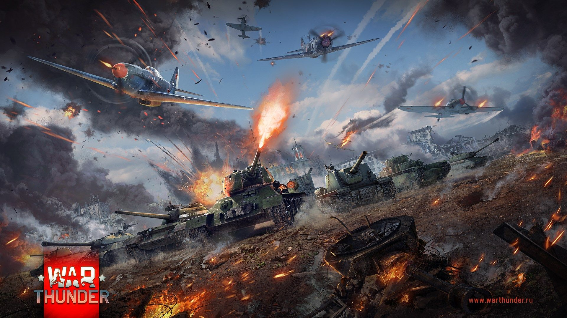 1920x1080 War Thunder Game Wallpaper War Thunder Tank Wallpaper War