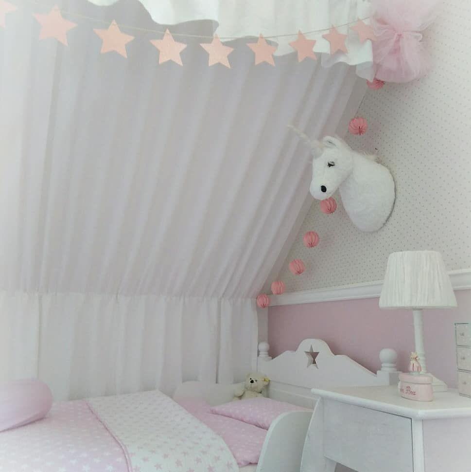 Das Prinzessin Zimmer Girlsroom Childrensroom Unicorn