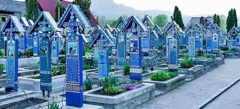 Top 10 Fascinating Cemeteries - Cheapflights