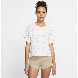 Photo of Hurley x Matsumoto Shave Ice Damen-T-Shirt – Weiß NikeNike