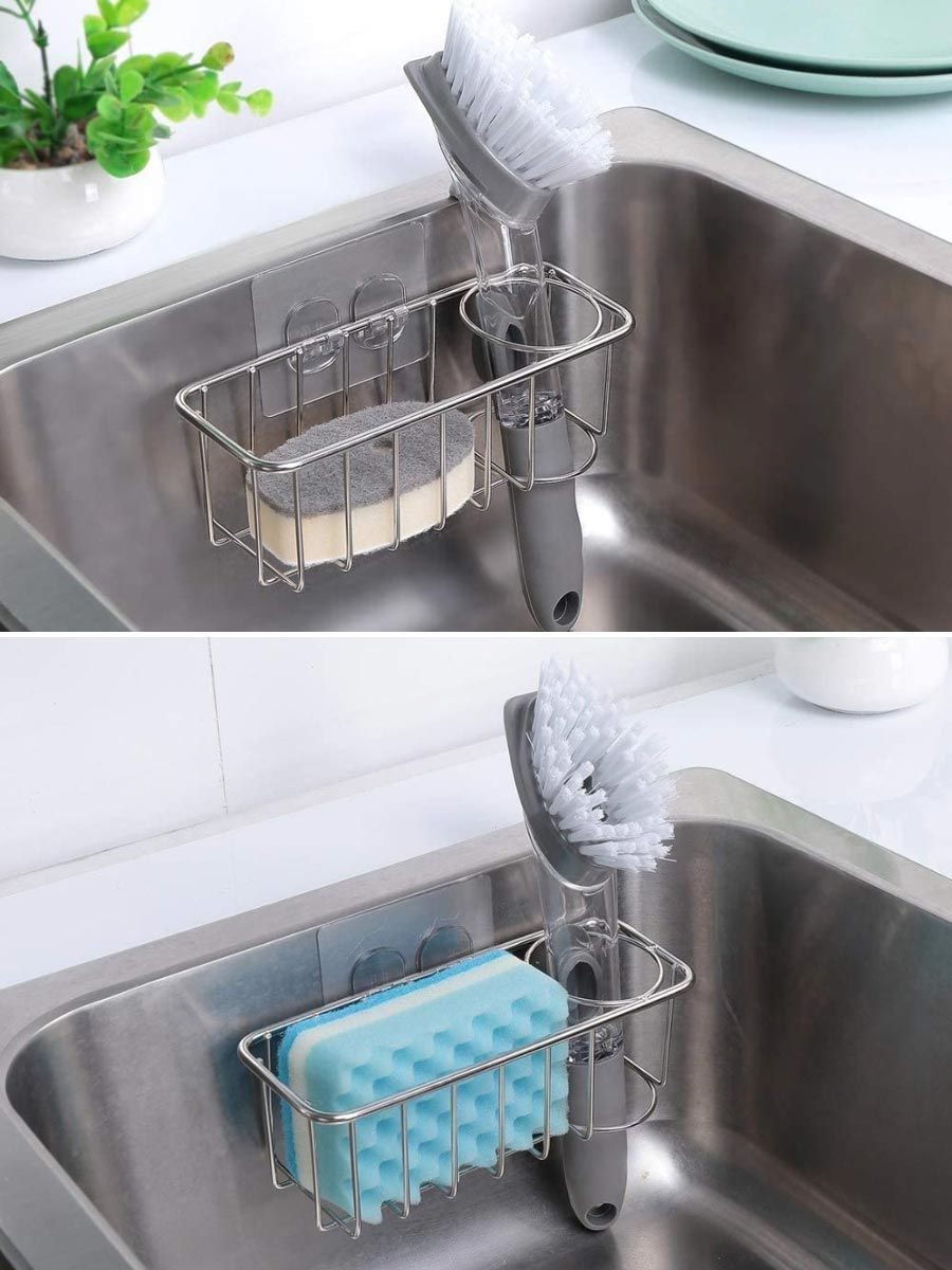 Tp S Best Of The Week 20 Of Ac And Honey Tiny Partments Kitchen Sink Caddy Sink Caddy Kitchen Sink Organization
