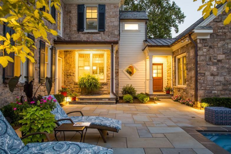 Traditional Style Property Maintenance In Harrisburg Pa Landscape Maintenance Patio Landscaping Garden Maintenance