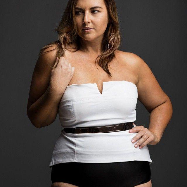 Chubby white women