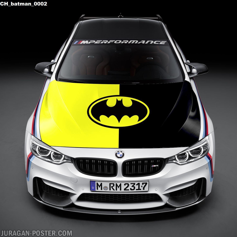 Stiker Kap Mesin Mobil Batman Kekinian Keren Stikermobil Stikerkapmesinmobil Stikerkeren Stikerdecalmobil Stiker Batman Sports Car Tron