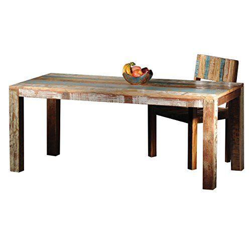 Caribou Dane Pedro Mango Wood Dining Table