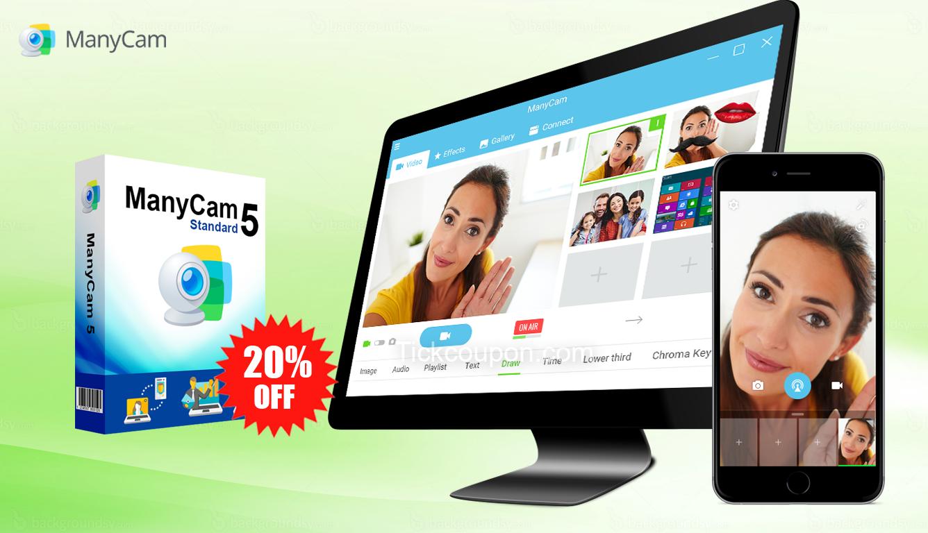 manycam coupon code