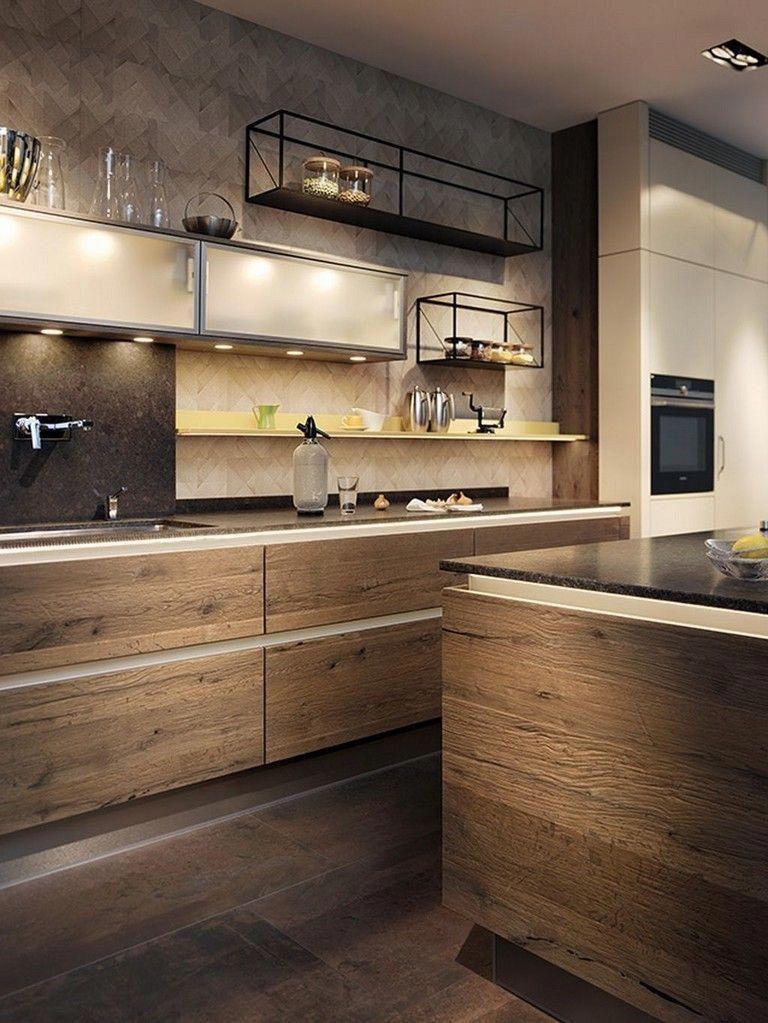 35 Remarkable Kitchen Design Ideas For Small Apartment Kitchens Kitchendesign Kitchendesign Simple Kitchen Design Modern Kitchen Design Kitchen Design Open