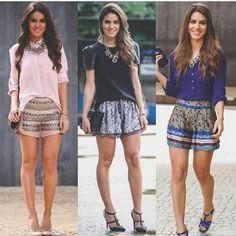 Shorts soltinho