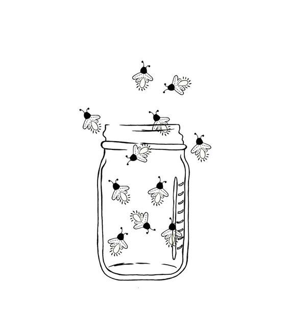 29++ Firefly clipart black and white ideas in 2021