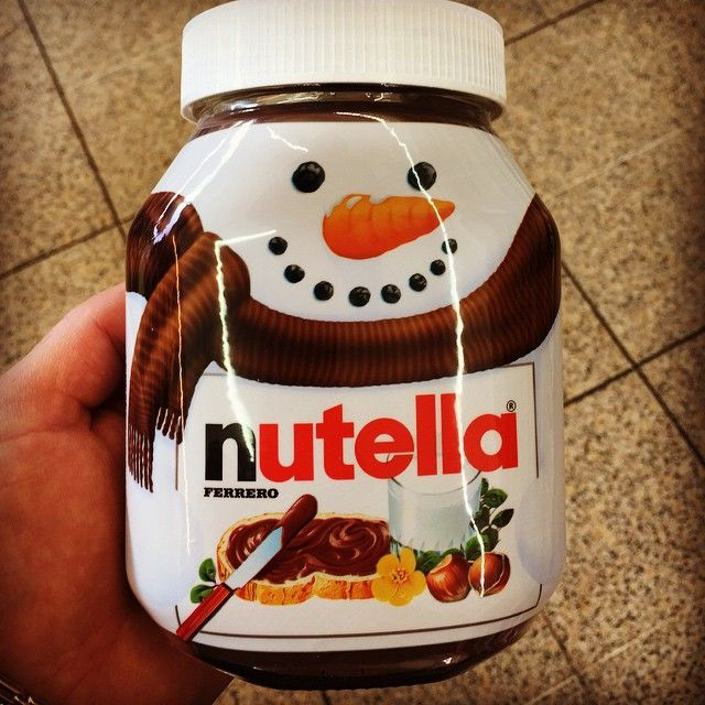 Nauseating Nutella Obnoxiousness Nutella Nutella Bottle Calorie