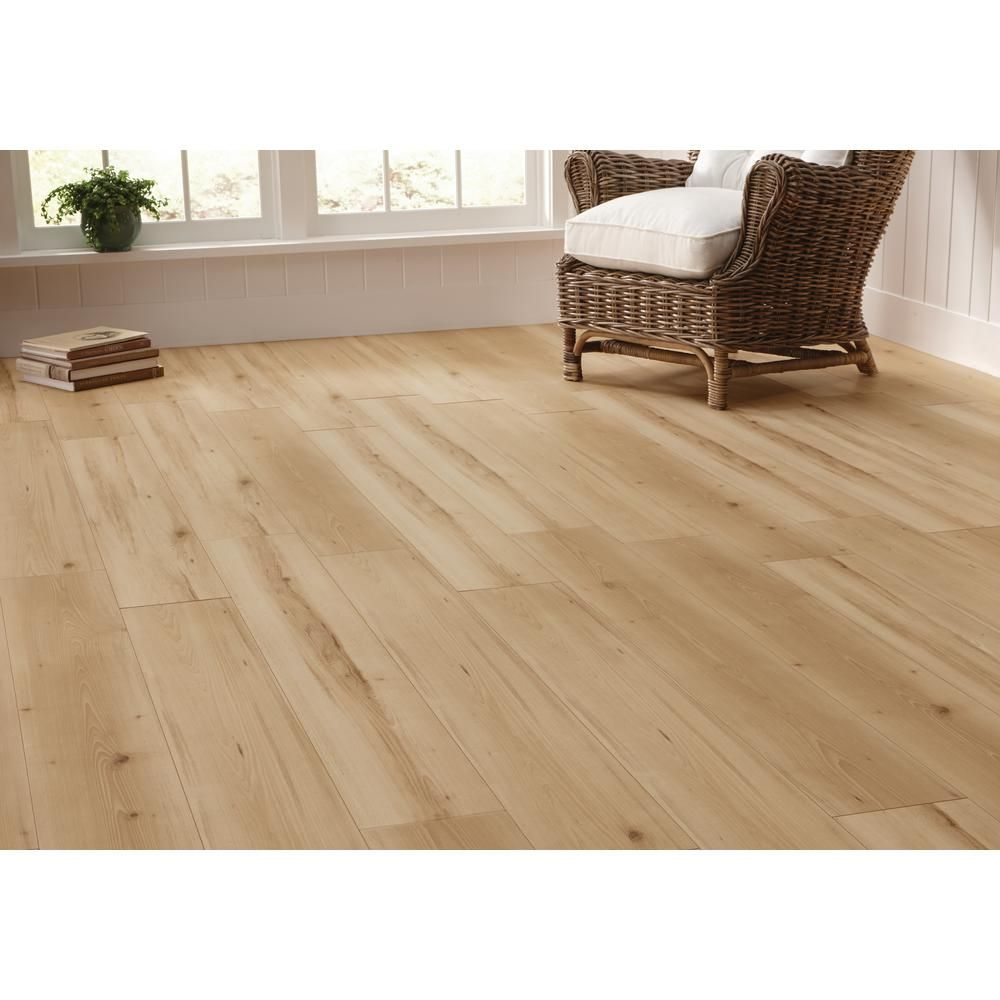 Home decorators collection oceanside beechwood 12 mm thick Home decorators collection flooring installation