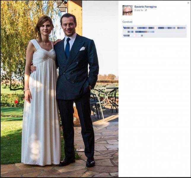 f3142610763f Matrimoni vip  gli abiti da sposa più belli del 2015