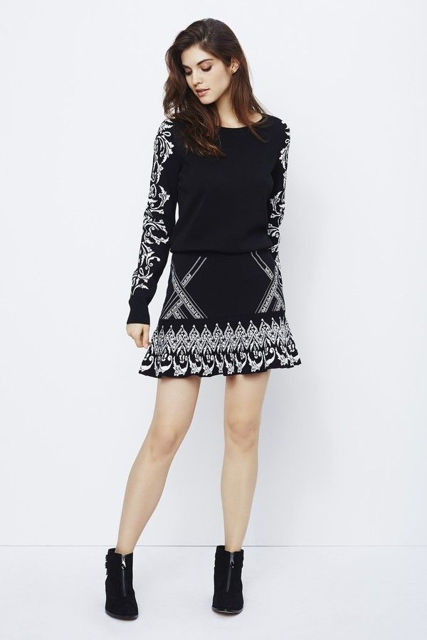 Rebecca Minkoff Frieze Sweater on shopstyle.com