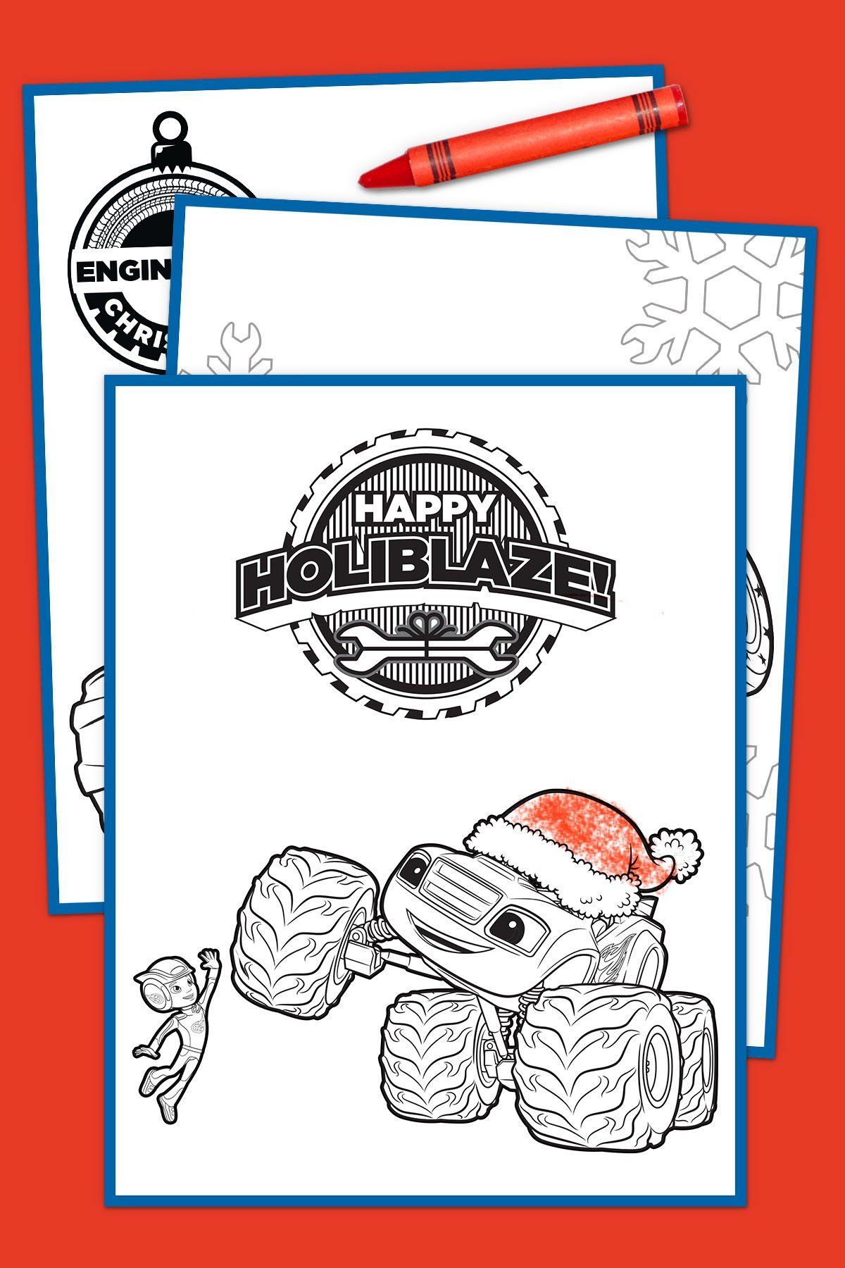 Blaze And The Monster Machines Coloring Blaze And The Monster Machines Holiday Coloring Pa Coloring Pages Mickey Mouse Coloring Pages Paw Patrol Coloring Pages [ 1800 x 1200 Pixel ]
