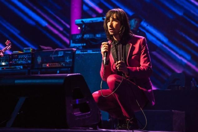 4music:  See the pics and read our review of Primal Scream and Skinny Girl Diet at iTunes Festival 2013