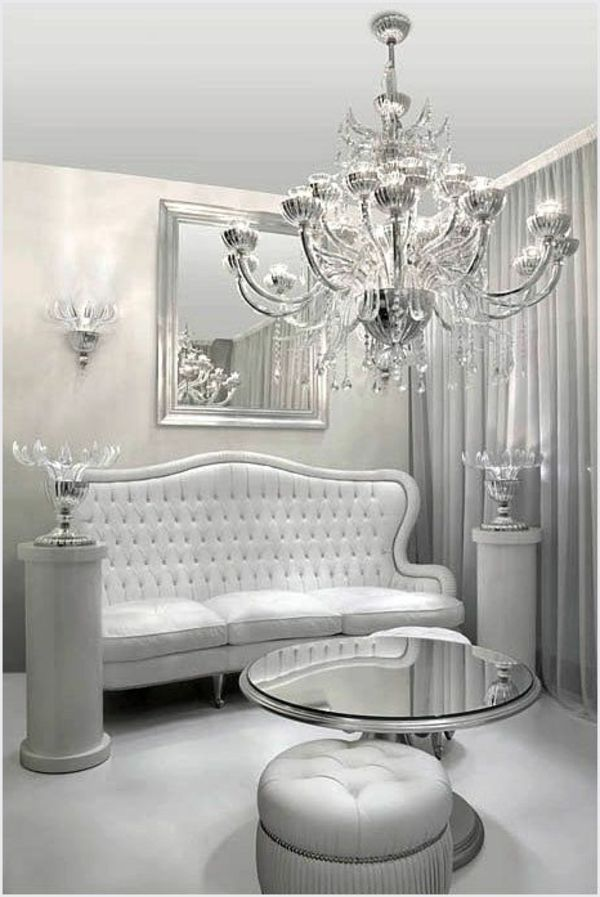 Farbpalette Wintertyp u2013 zum Winter geht es noch introvertierter zu - wohnzimmer weis silber