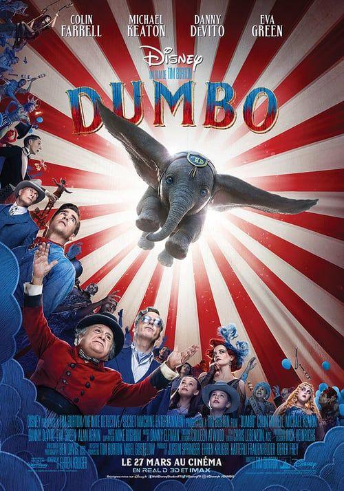 Upcoming Live Action Disney Movies: Regarder Dumbo Film Complet En Entier Streaming
