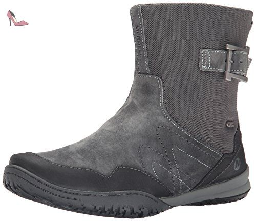 Merrell Womens Albany Sky Waterproof Mid Boot Granite 11 M US * Learn more  by visiting the image link.