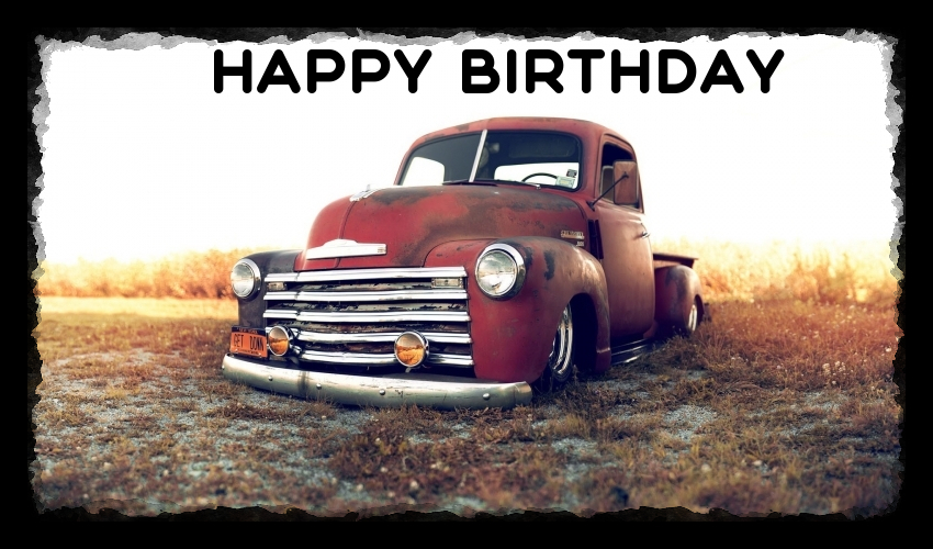 Pin On Birthday Cars Ecards