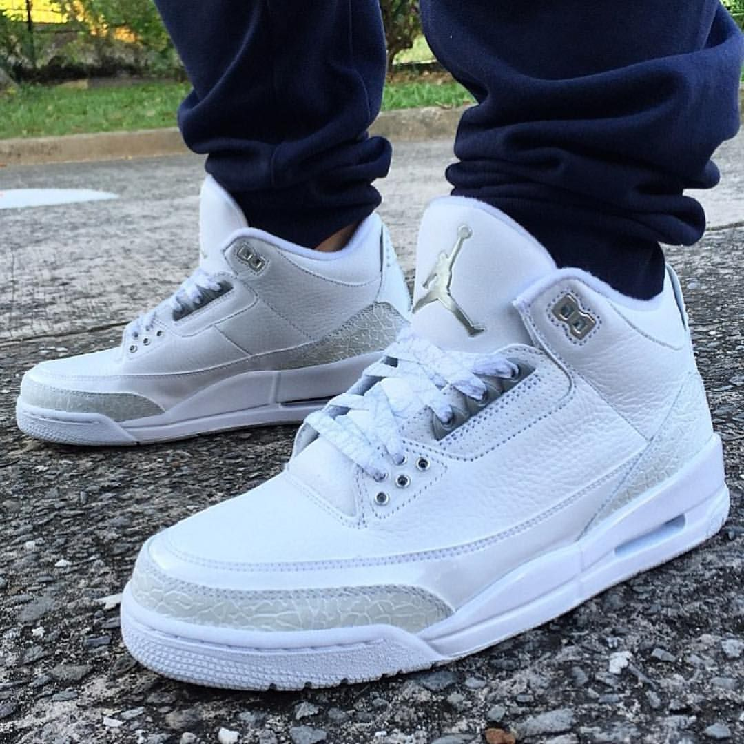 low priced 3c406 70ca1 Air Jordan 3 Pure Money