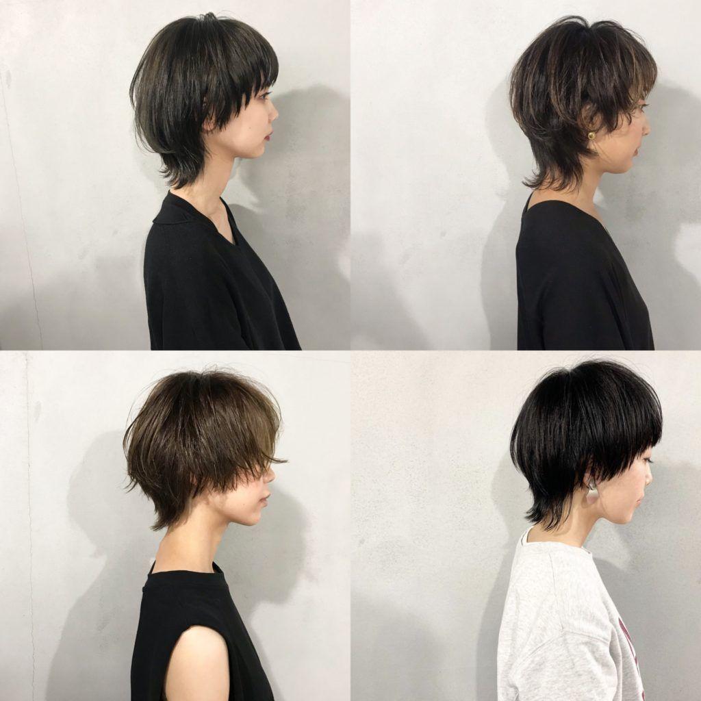 刈り上げ派 ウルフ派 ショート職人のぶろぐ 髪型 ショートボブ ヘアスタイル 髪型