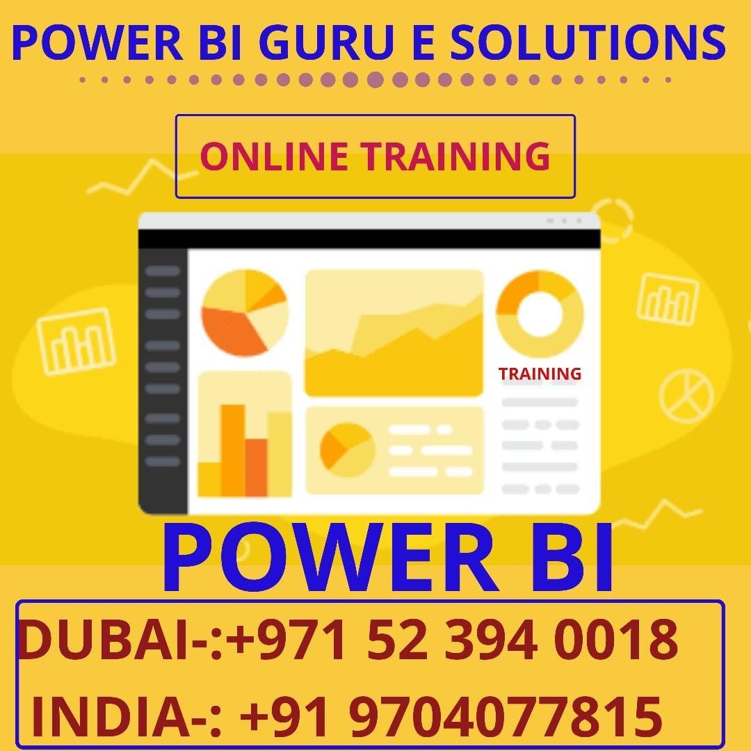 Pin by srinivaspowerbi guru on power bi in 2020 online