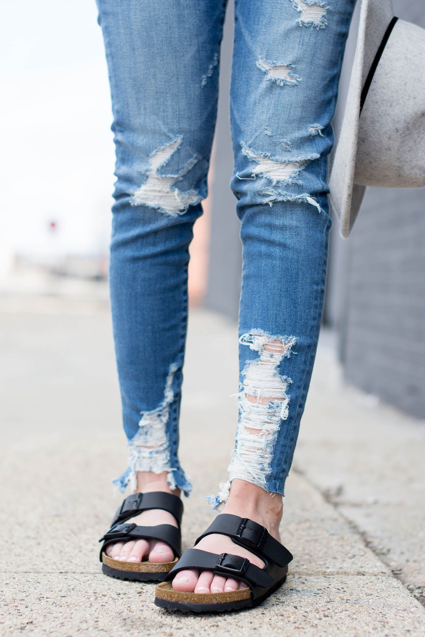 Stepping Into Spring With Birkenstocks And Famous Footwear, How To