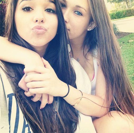 Cute bisexual girls