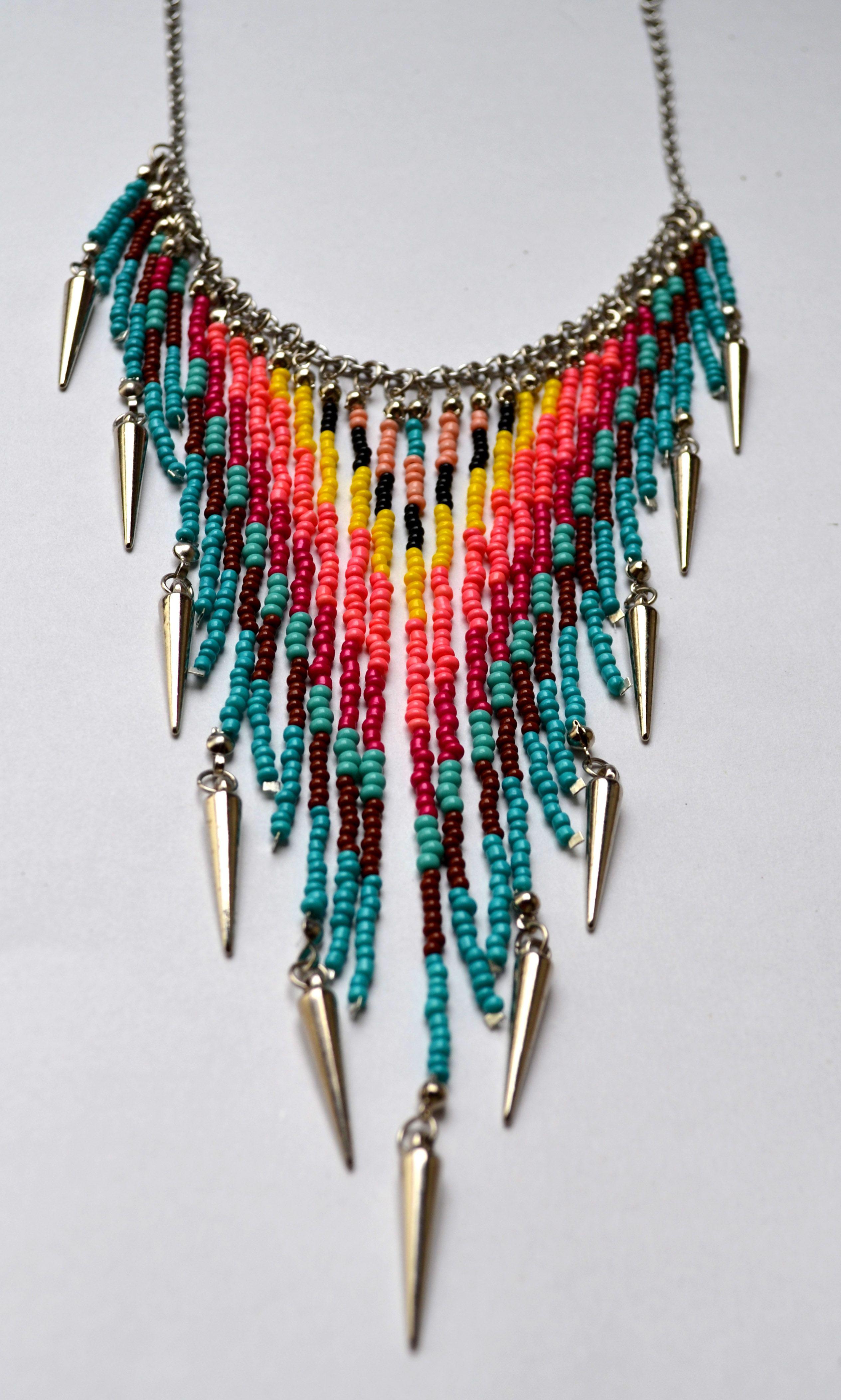 tribal necklace Κολιέ Με Άποψη 5993d0b2e9e
