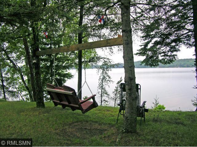 18375 Deer Drivepark Rapidsmn 4570548 Swing Set Diy Porch Swing Two Trees