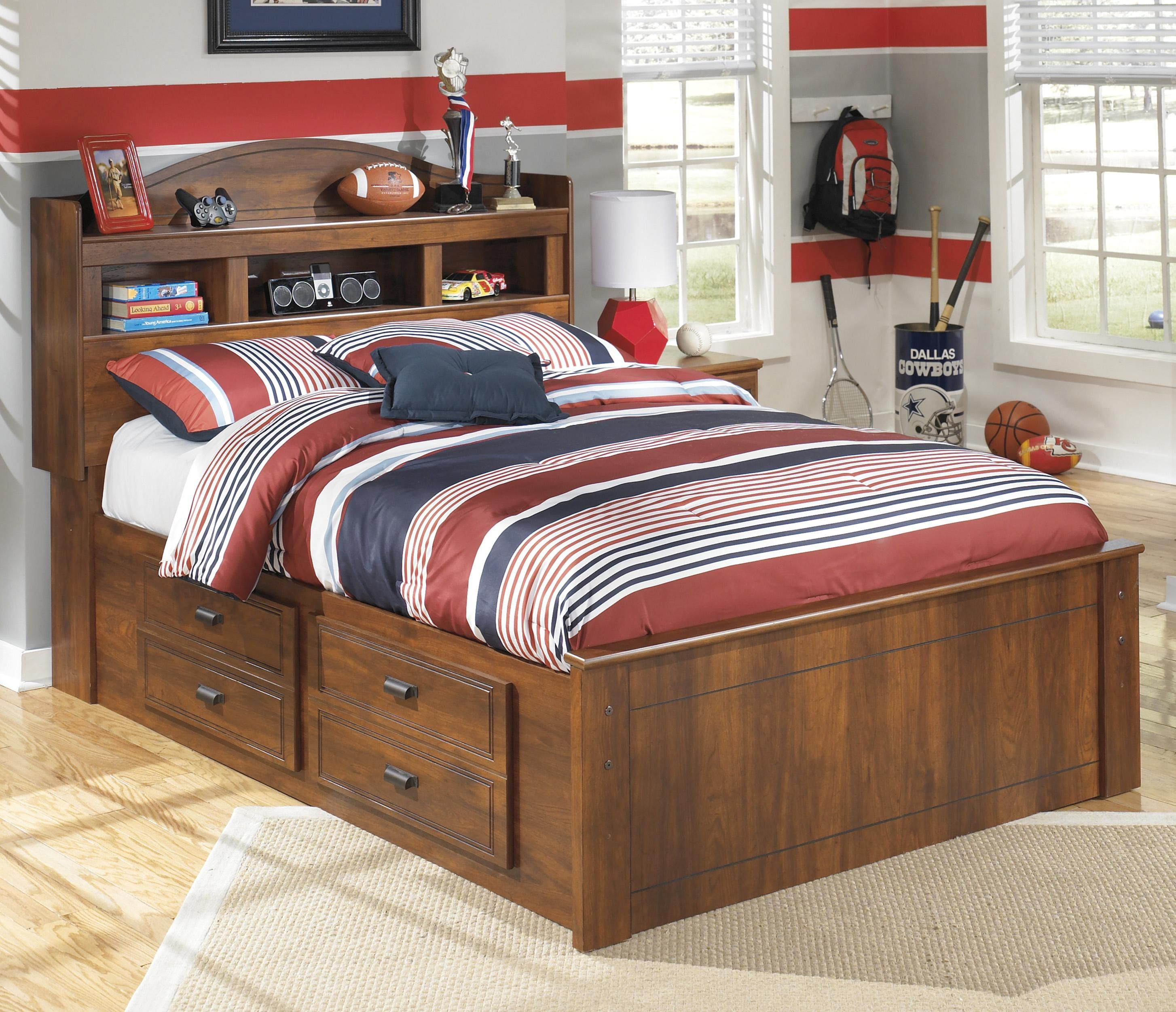 small size value wooden room beds for of kids in bed drawers full white space ideas with e color design underbed best