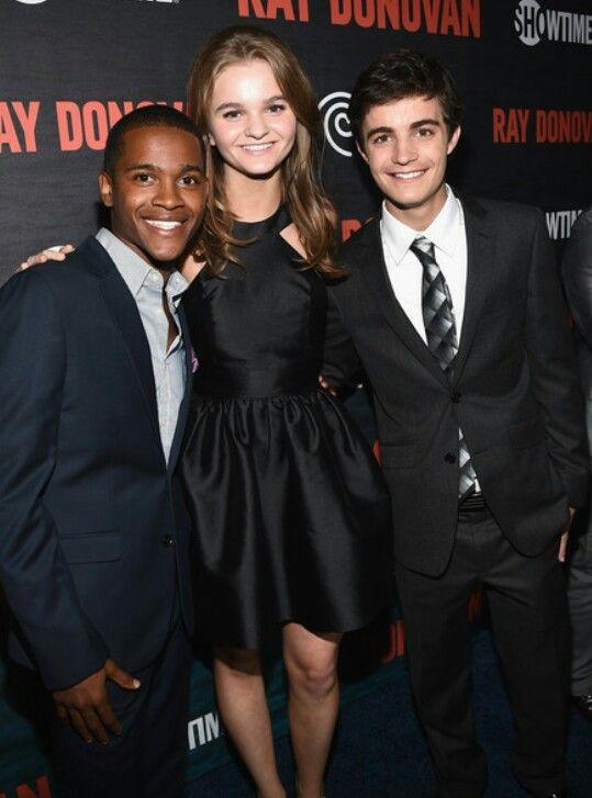 Ray donovan cast