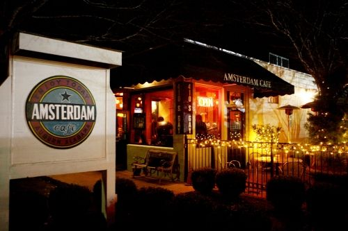 Amsterdam Cafe Auburn Al Favorite Restaurants Pinterest
