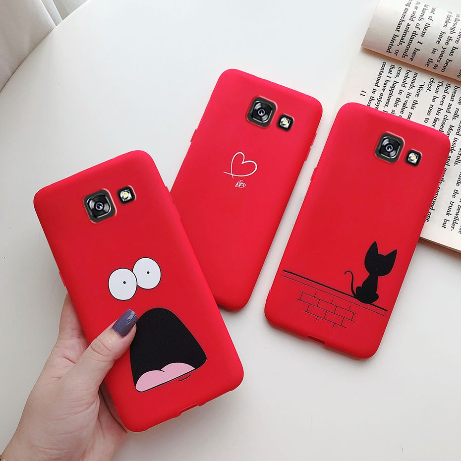 Case For Samsung Galaxy A5 2016 A5 2017 Case Silicone Soft Phone Case For Fundas Samsung A5 A 5 2 Phone Cases Samsung Galaxy Cheap Phone Cases Phone Case Cover