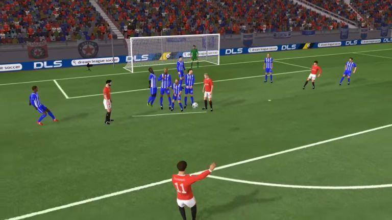Dream League Soccer 2019 Apk V6 13 Full Mod Mega Fotbal Romani