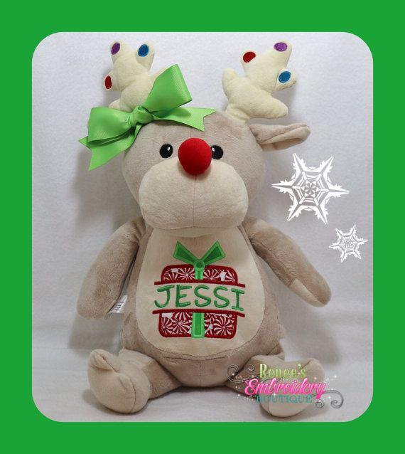 Personalized baby cubbies christmas addition by reneesembroidery personalized baby cubbies christmas addition new baby gift and child christmas toy embroidery by renees embroidery negle Image collections