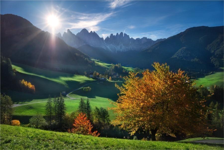 Tales of Dolomites» by alexander_kitsenko