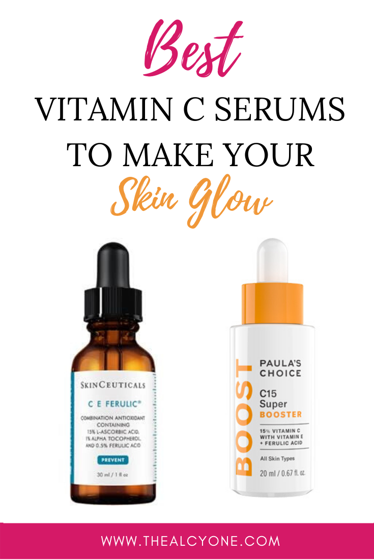 Best Vitamin C Serum That Is Right For You The Alcyone In 2020 Best Vitamin C Serum Best Vitamin C Vitamin C Serum Benefits