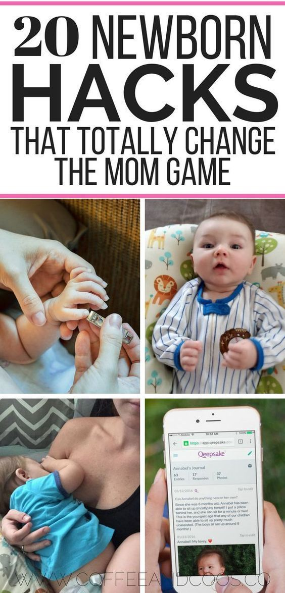 Newborn Hacks for Brand New Moms 20 newborn hacks for brand new moms. Genius tips for first time moms. From breastfeeding tips, to baby sleep tips, and everything in between, these baby hacks will make mom life so much easier!20 newborn hacks for brand new moms. Genius tips for first time moms. From breastfeeding tips, to baby sleep tips, and everything in between, the...