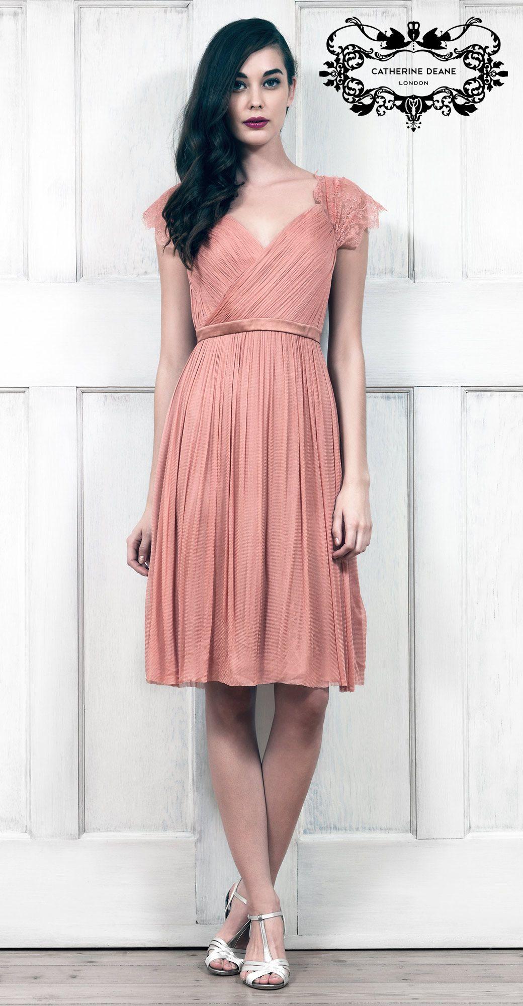 SPRING/SUMMER 2014 | Catherine Deane | The Taryn Dress | Haute ...