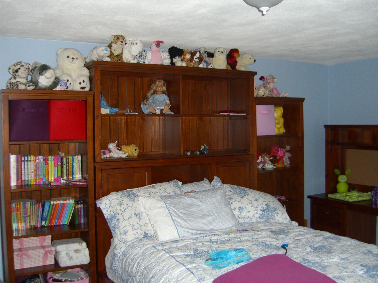 Becca's new bedroom set