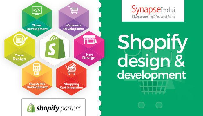 SynapseIndia, a top Shopify design & development company