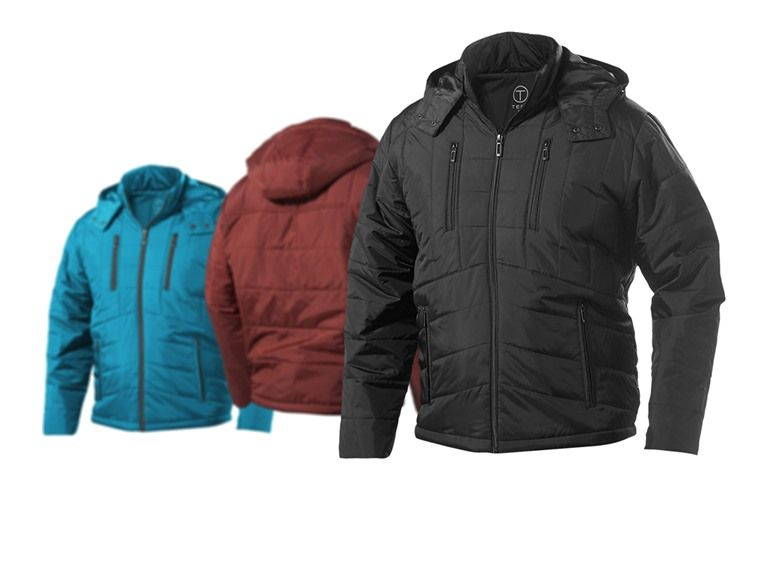Tumi T-Tech Lightweight Quilted Jacket for $49.99