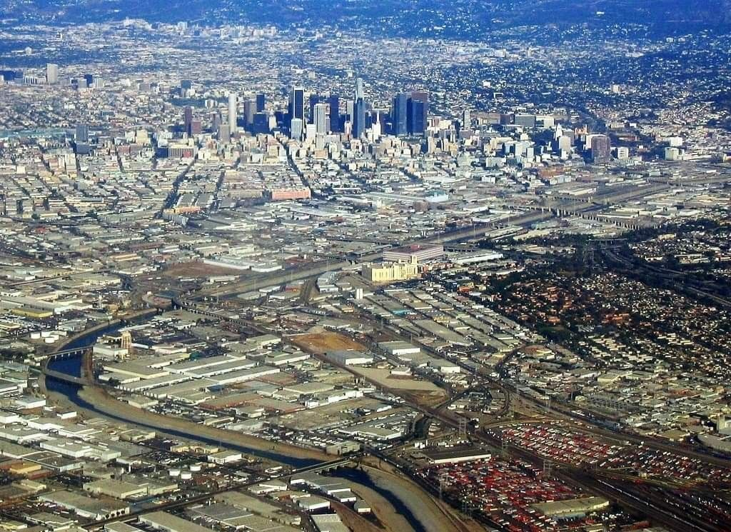 Pin By Blake Avery On Los Angeles Los Angeles Earthquake City California Travel