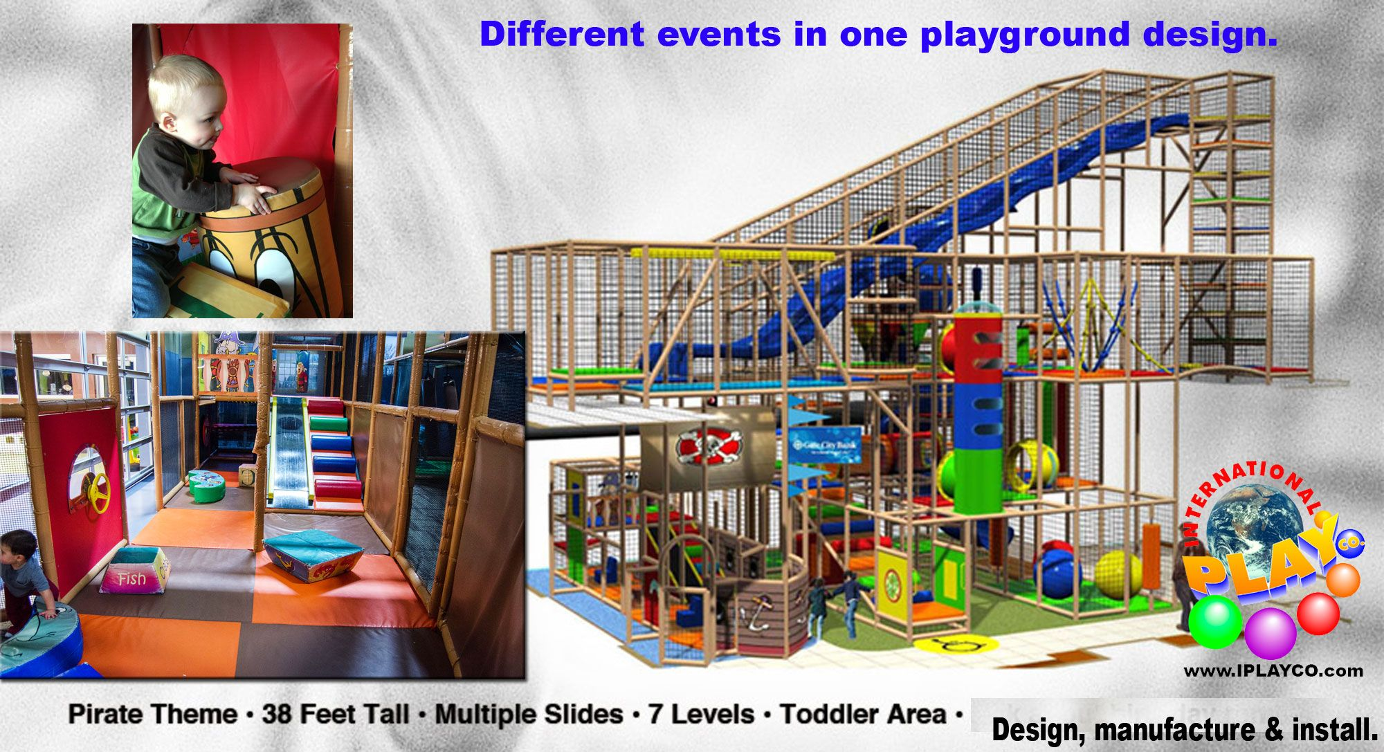 Toddler Play Area.... Design, manufacture and install for ...