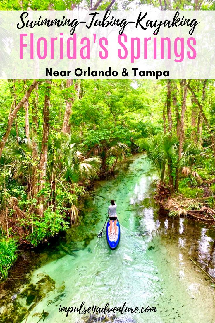 The 5 Best Natural Springs Near Orlando Impulse4adventure Florida Adventures Springs Near Orlando Florida Springs Florida Adventures