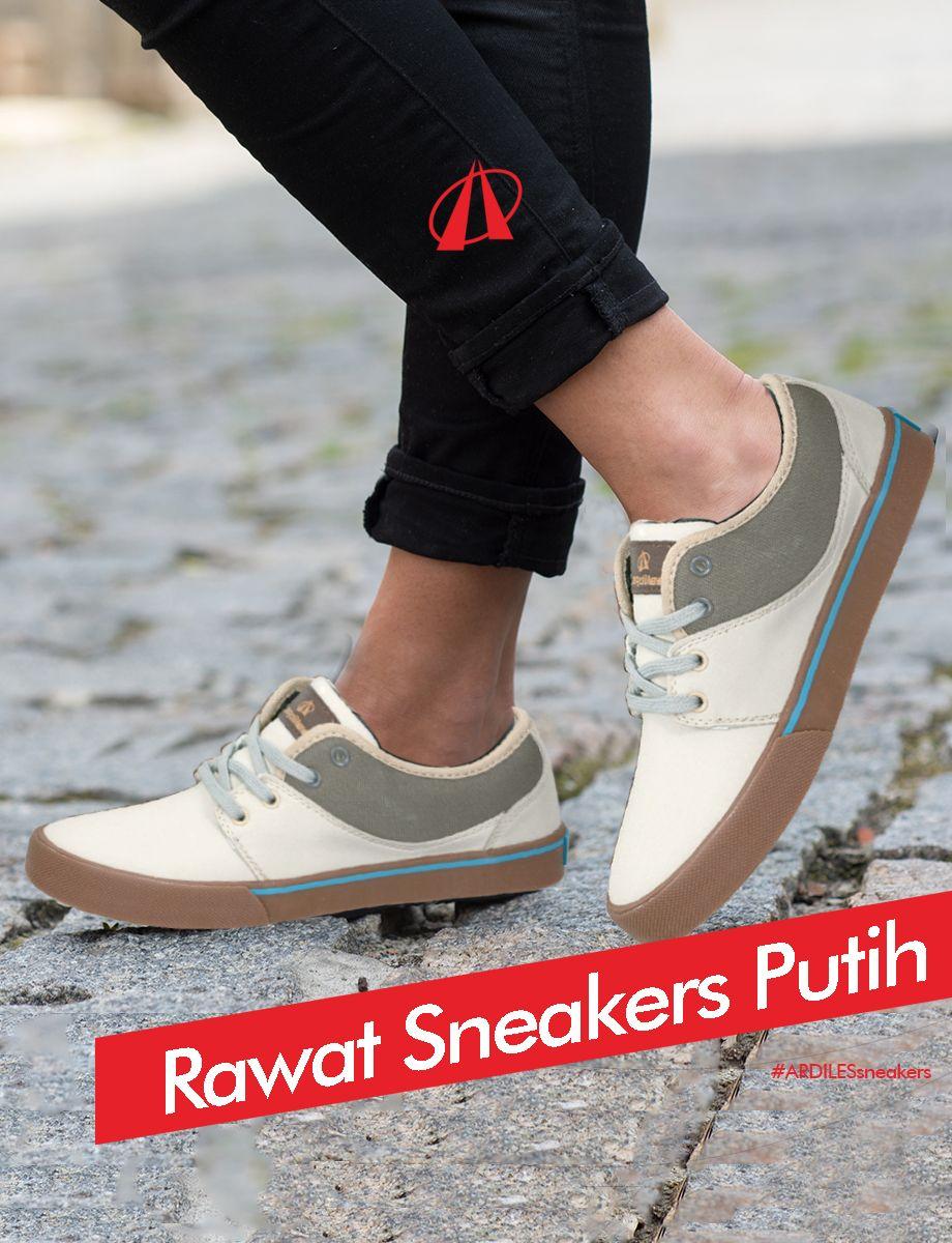 Ardiles Sneakers Lovers Mempunyai Sneakers Warna Putih Memang Keren Dapat Dipadu Dengan Warna Apa Pun Outfit Apa Pun Warna Putih Sangat Mudah Dipadukan Deng