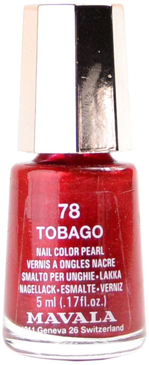 Mavala : Tobago   Nail Polish and Nails, all shades of red   Pinterest